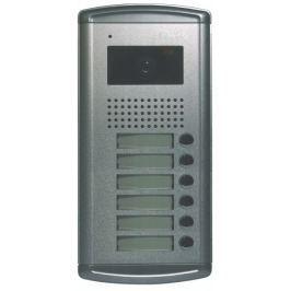 Emos dveřní kamera H1124, barevná, 6 tlačítek