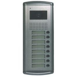 Emos dveřní kamera H1125, barevná, 8 tlačítek