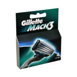 Gillette Náhradní hlavice  Mach3 12 ks
