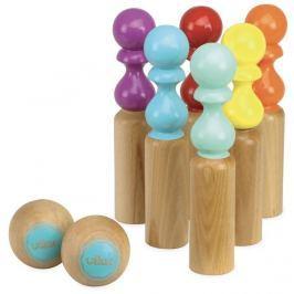 Vilac - dřevěný bowling RETRO