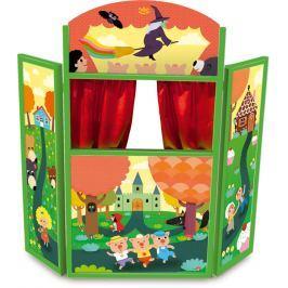 Hračky Vilac - Dětské dřevěné divadlo