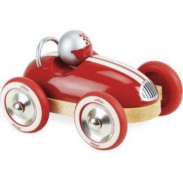 Vilac dřevěné auto Roadster červené
