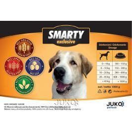 Smarty Exclus. salám HUSÍ-goose 1kgpal.576ks-30%