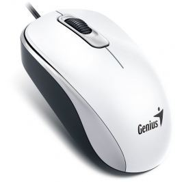 GENIUS Myš  DX-110 USB white