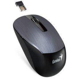 GENIUS Myš  NX-7015 ,USB Iron grey, Blue eye
