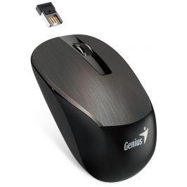 GENIUS Myš  NX-7015 ,USB Chocolate, Blue eye