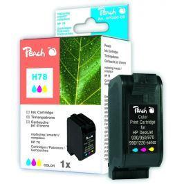 Peach Inkoust  C6578D No.78 kompatibilní barevný PI300-09 pro HP Deskjet 900 (740