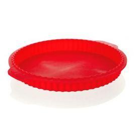 BANQUET Forma na koláč silikonová CULINARIA Red 27 x 3,5 cm