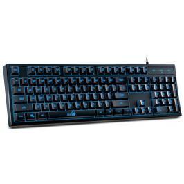 GENIUS GX GAMING Scorpion K6/ drátová/ podsvícená/ USB/ černá/ CZ+SK layout/ Sma