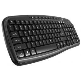 Genius keyboard KB-M225C, black, US layout