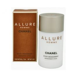 Chanel Allure Homme - tuhý deodorant, 75 ml