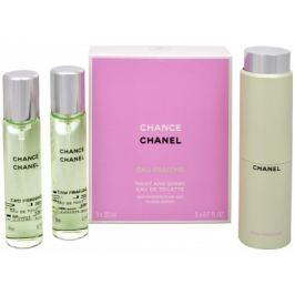 Chanel Chance Eau Fraiche - EDT (3 x 20 ml), 60 ml