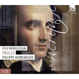 CD MENDELSSOHN-HERREWEGHE : PAULUS