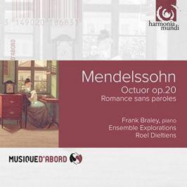CD MENDELSSOHN-DIELTIENS/BRALEY/