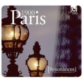 CD VA - Paris 1900 (Resonances)