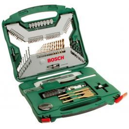Bosch Sada nářadí  100 dílná X-Line titan