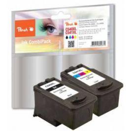 Peach kompatibilní cartridge Canon PG-540XL / CL-541XL MultiPack, Black, Color,