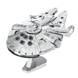 METAL EARTH 3D kovové puzzle  ICONX: Star Wars: Millenium Falcon