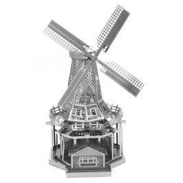 METAL EARTH 3D kovové puzzle  Větrný mlýn