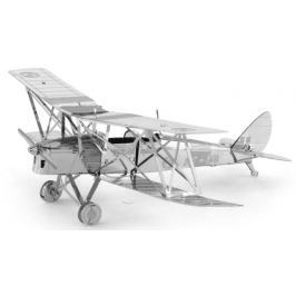 METAL EARTH 3D kovové puzzle  Letoun de Havilland Tiger Moth