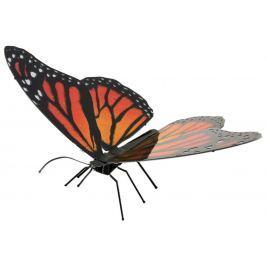 METAL EARTH 3D puzzle Motýl monarcha stěhovavý