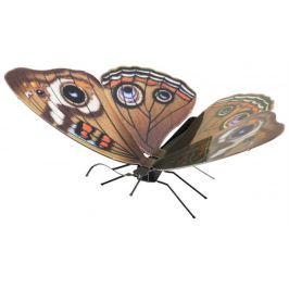 METAL EARTH 3D puzzle Motýl babočka paví oko