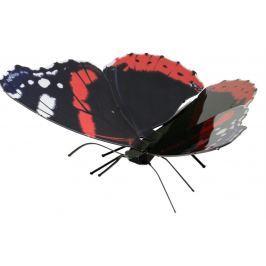METAL EARTH 3D puzzle Motýl babočka admirál