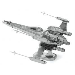METAL EARTH 3D kovové puzzle  Star Wars: Poe Dameron's X-wing fighter