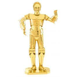 METAL EARTH 3D kovové puzzle  Star Wars: C-3PO (zlatý)
