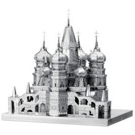 METAL EARTH 3D kovové puzzle  ICONX: Chrám Vasila Blaženého, Moskva