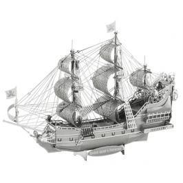 METAL EARTH 3D kovové puzzle  ICONX: Plachetnice Queen Anne´s Revenge
