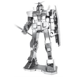 METAL EARTH 3D puzzle Mobile Suit Gundam: RX-78-2 Gundam (ICONX)
