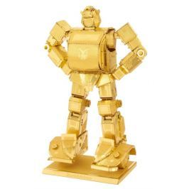 METAL EARTH 3D kovové puzzle  Transformers: Bumblebee (zlatý)