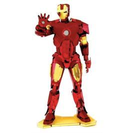 METAL EARTH 3D kovové puzzle  Avengers: Iron Man