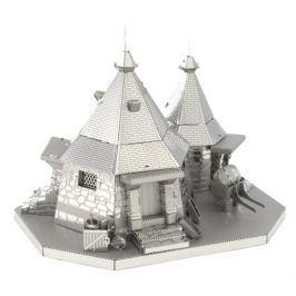METAL EARTH 3D kovové puzzle  Harry Potter: Hagridova chýše