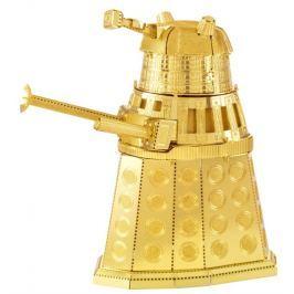 METAL EARTH 3D kovové puzzle  Doctor Who: Dalek (zlatý)