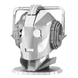 METAL EARTH 3D kovové puzzle  Doctor Who: Cybermanova hlava