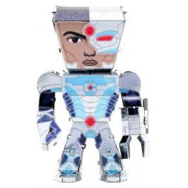 METAL EARTH 3D puzzle Justice League: Cyborg figurka
