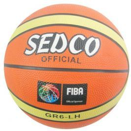 Sedco Basketbalový míč  ORANGE SUPER 6