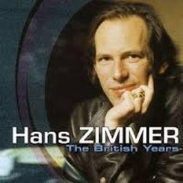 CD Hans Zimmer : The British Years