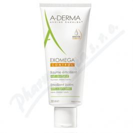 PIERRE FABRE DERMO A-DERMA Exomega CONTR.Emolienční balzám 200ml