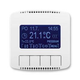 ABB Tango termostat programovatelný bílá