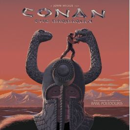 OST / Soundtrack : Conan the Barbarian (Basil Poledouris) LP