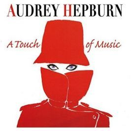OST/Soundtrack : Audrey Hepburn : A Touch of Music LP