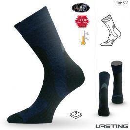 Lasting Trekingové ponožky  Trp, 34 - 37, Modrá