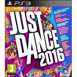 Ubisoft PS3 Just Dance 2016