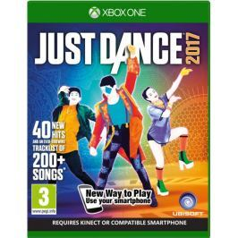 Ubisoft Hra  Xbox One Just Dance 2017 Unlimited