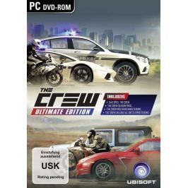 UBI SOFT PC CD - The Crew Ultimate Edition