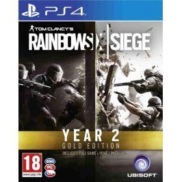 UBI SOFT PS4 -Tom Clancy's Rainbow Six: Siege Gold Season 2