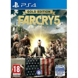UBI SOFT PS4 - FAR CRY 5 Gold edition